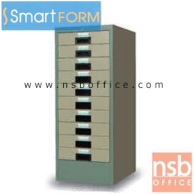 ตู้เหล็กเก็บแบบฟอร์ม 10 ลิ้นชักและ15 ลิ้นชัก ยี่ห้อ สมาร์ทฟอร์ม :<p>ผลิต 2 ขนาดคือ 10 ลิ้นชักและ 15 ลิ้นชัก/ โครงตู้เหล็กหนา 0.5 มม. ผลิต 2 สี คิอ สีเทาเข้ม &nbsp;สีเทากลางสลับเทาอ่อน</p>
