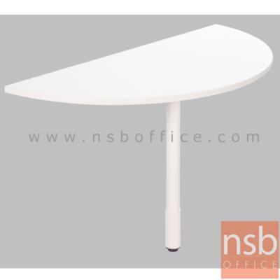 โต๊ะเข้ามุม  รุ่น CRN-612  ขนาด 120W cm.  ขาเหล็ก:<ul> <li><span>แผ่นท็อป เป็นไม้ Particle Board หนา 25 มม. เคลือบผิวด้วยเมลามีนฟิมล์ ปิดขอบด้วย PVC Edging หนา 1 มม. ป้องกันน้ำและรอยขีดข่วน</span></li> <li><span> โต๊ะขาเหล็กกลมพ่นสี</span></li> </ul>