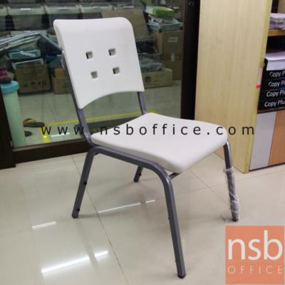 เก้าอี้พลาสติกโพลี่หนาพิเศษ รุ่น PC-400 ขนาด 42W* 65D* 83H cm. โครงเก้าอี้เหล็ก:<p>ขนาด 42W*65D*83H cm. โครงเก้าอี้เหล็กหนา / ที่นั่ง-พนักพิงพลาสติกหน้า/สามารถรับน้ำหนักได้ดี&nbsp;</p>