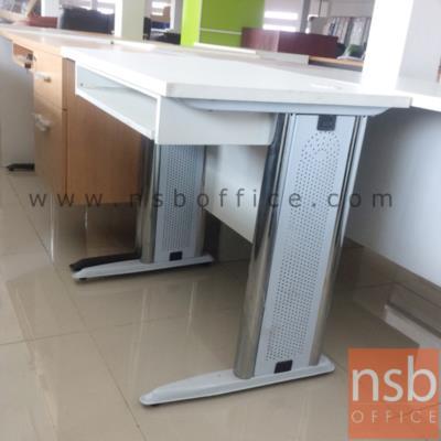 โต๊ะคอมพิวเตอร์ขาเหล็ก 80W*60D*75H cm. ไม่มีซีพียู:<p>โต๊ะคอมพิวเตอร์ขาเหล็ก 80W*60D*75H cm. ไม่มีซีพียู</p>