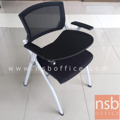 """เก้าอี้เลคเชอร์หลังเน็ต  PE-1-225 แผ่นเลคเชอร์พลาสติก:<p>ขนาด 61W*57D*83H cm. เก้าอี้โครงเหล็ก ขาเก้าอี้มีล้อและสามารถพับเบาะที่นั่งเพื่อประหยัดพื้นที่ในการจัดเก็บ</p> <p><a href=""""https://youtu.be/biGJV_7gMIY"""" target=""""_blank""""><span style=""""font-size: medium; color: #ff0000;"""">สาธิตวิธีการใช้งานแผ่นเลคเชอร์</span></a></p>"""