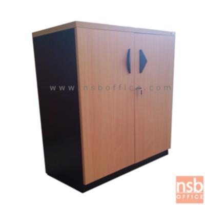 ตู้เอกสารเตี้ย 2 บานเปิด 80W*40D*85H cm เมลลามีน:<p>ขนาด 80W*40D*85H cm / เสริมกั้นกลางกันแอ่น / มือจับพลาสติก สามเหลี่ยมสีดำ / เมลามีน&nbsp;TOP หนา 25 มม. ปิดผิวเมลลามีน กันชื้น กันร้อน&nbsp;</p>
