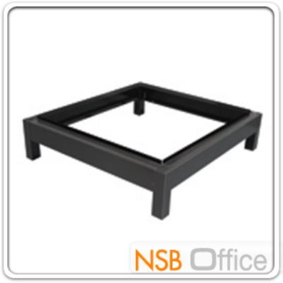 ฐานรองตู้ :<p>ฐานรองตู้ BU 1 ขนาด 44W*40.7D*7H cm. ผลิต 2 สี คือสีดำ(BL)และสีขาวมุก(DG)</p>