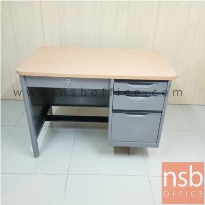 โต๊ะทำงานเหล็กสีเทาเข้ม-หน้าโต๊ะะไม้เมลามีนสีบีช ขนาด 3.5 ฟุต  มีสต๊อก 16 ตัว:<p>โต๊ะทำงานเหล็กสีเทาเข้ม-หน้าโต๊ะะไม้เมลามีนสีบีช ขนาด 3.5 ฟุต&nbsp;&nbsp;มีสต๊อก 16 ตัว</p>