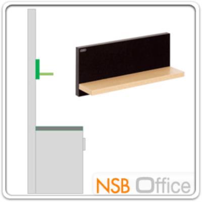 ชั้นแขวนผนังสีบีทดำ 1 ชั้น รุ่น SR-WDD  เมลามีน (สำหรับครัวเปียกและครัวแห้ง):<p>มี 2 ขนาดคือ 60W*18D และ 120W*18D สูง 24 cm. /ปิดผิวด้วยเมลามีน ชนิดพิเศษทนความร้อนสูง ทนต่อรอยขีดข่วน และกรด ด่าง /ผลิตสีบีชดำ</p>