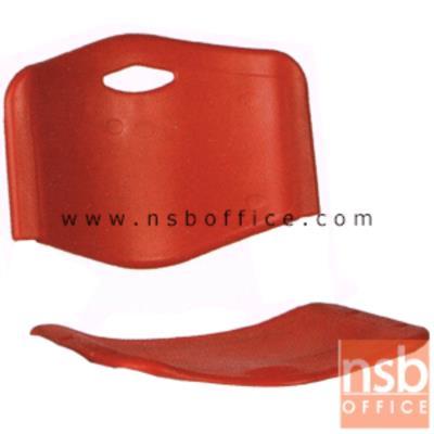 เปลือกพลาสติกโพลี่(PP) อย่างหนา รุ่น VC-TDD418 (2 ชิ้น พนักพิง+ที่นั่ง):<p>เปลือกพลาสติกโพลี่ (PP:COPOLYMER) ฉีดขึ้นรูปอย่างดี รองรับน้ำหนักได้ดี พนักพิงโค้งรับแผ่นหลัง ทำให้นั่งสบาย มีให้เลือก 6 สีคือสีเขียว, สีน้ำเงิน, สีแดง, สีส้ม, สีเทา และสีดำ</p>