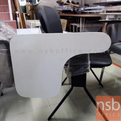 เก้าอี้เลคเชอร์เบาะใหญ่ กว้างพิเศษ รุ่น C360 ขาเหล็กพ่นสีดำ:<p>ขนาด 62.5(W) * 69(D) * 82.5(H) cm. ที่นั่งพนักพิงหุ้มเบาะ กว้างพิเศษ / แผ่นรองเขียนผลิตจากแผ่นเมลามีนสีขาว&nbsp;</p>
