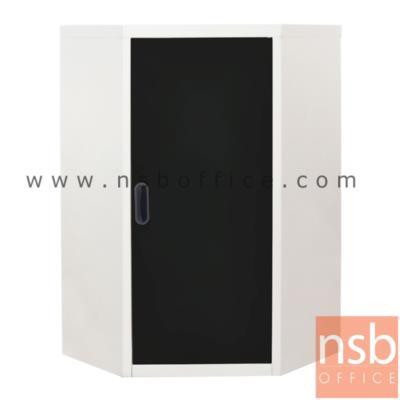 ตู้อเนกประสงค์เตี้ยเข้ามุม สูง 105 ซม. บานทึบ รุ่น MAX-071:<p>ขนาด 89W*42.5D*105H cm. ตู้สูงวางหนังสือ 1 บานเปิด สามามารถวางหนังสือหรือของได้ถึง 50 กิโลกรัมต่อชั้น</p>