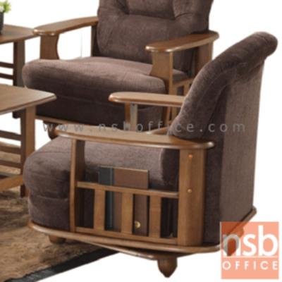 ชุดโซฟารับแขกไม้ยางพารา เบาะหุ้มผ้า รุ่น FN-OPTION พรัอมโต๊ะกลาง  2 ตัว:<p>1 ชุดประกอบด้วยตัวยาว 1 + 2 ตัวสั้น 2 และโต๊ะกลางไม้ยางพารา 2 ตัว /ตัวยาว(3 ที่นั่ง) ขนาด 183W*76D*86H cm. ตัวสั้น(1 ที่นั่ง) ขนาด 84W*76D*86H cm. (สามารถหมุนได้) โต๊ะกลางขนาด 107W*58D*46H cm. 1 ตัว และโต๊ะกลางขนาด 58W*60D*46H cm. 1 ตัว /โครงโซฟาและโต๊ะกลางทำจากไม้ยางพาราสีโอ๊ค ตัวโซฟาบุฟองน้ำอย่างดี หุ้มทับด้วยผ้าสีน้ำตาล ดีไซน์หรู ทันสมัย</p>