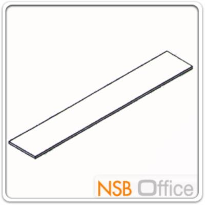 """แผ่นท๊อปเคาเตอร์ตรง ใช้ติดตั้งบนพาร์ทิชั่นต้อนรับ  :<p>ขนาด 60W, 80W, 100W, 120W, 150W และ 180W (*30D cm) / ใช้ร่วมกับเพลทรับท๊อป <a href=""""http://nsboffice.com/productdetail-gid-14885.aspx"""" target=""""_blank"""">P01A060</a></p>"""