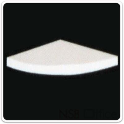 แผ่นต่อหน้าโต๊ะเข้ามุม 60W cm. รุ่น SR-BN-RSA-2 สีขาว:<p>ขนาด 60W*60D*2.5H cm. /ปิดผิวด้วยเมลามีน (MELAMINE SURFACE) แข็งแรง ทนทาน ป้องกันความชื้น /สีขาว</p>