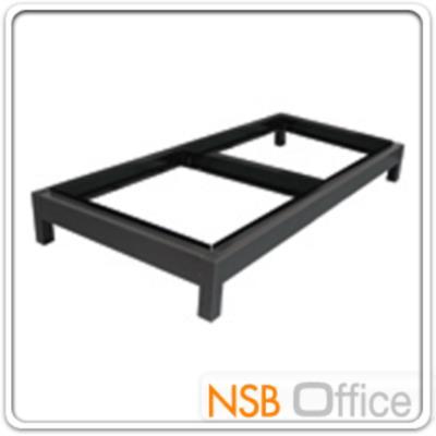 ฐานรองตู้ 3 ฟุต BU 2:<p>ฐานรองตู้ BU 2 ขนาด 880W*407D*70H mm ผลิต 2 สี คือสีดำ(BL) และสีขาวมุก(DG)</p>