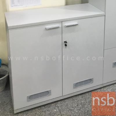 ตู้วางรองเท้าสำหรับลูกค้า 90W*40D*90H cm:<p>ตู้บานเปิด 4 ชั้น</p>