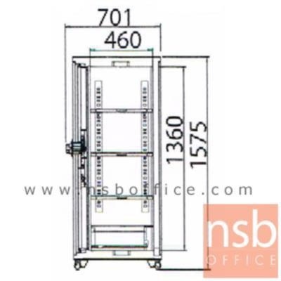ตู้เซฟนิรภัยชนิดหมุน 460 กก. รุ่น PRESIDENT-SB80 มี 2 กุญแจ 1 รหัส (รหัสใช้หมุนหน้าตู้):<p>ขนาดภายนอก 80W*70.1D*157.5H cm. ขนาดภายใน 66W*46D*136H cm. หน้าบานตู้มี 2 กุญแจ 1 รหัส ภายในมี 1 ลิ้นชักพร้อมกุญแจล็อคแยก และมี 3ถาดพลาสติก /ความจุ 413 ลิต สามารถกันไฟได้นาน 2 ชั่วโมง</p>