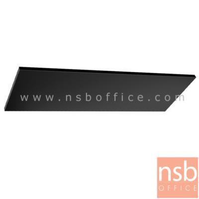 แผ่นท๊อปเหล็ก สีดำ รุ่น TY-SMT (สำหรับวางเสริมบนตู้อีกชั้น)  หนารวม 5 cm:<p><span>มี 2 ขนาด คือ 91.6W*45.7D*5H cm. และ 123.5W*45.7D*5H cm. ผลิตจากเหล็กหนา 0.7 มม. พ่นสีฝุ่นหนา 60 ไมครอน / ทนทานกันสนิม / เหมาะสำหรับการใช้งานในโรงงาน หรือ อุปกรณ์เครื่องใช้ภายในบ้าน</span></p>