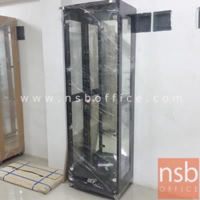 ตู้โชว์กระจกดาวน์ไลท์ ขนาด 60W*40D*190H cm. รุ่น DW-766-N มีไฟในตัว :<p>ขนาด 60W*40D*190H cm. ภายในมี 4 แผ่นชั้น(5 ช่อง) แผ่นหลังเป็นกระจกใส แผ่นข้าง-แผ่นหน้าเป็นกระจกใส มี โครงผลิตจากไม้ปาร์ติเกิลบอร์ด มีให้เลือก 3 สีคือ สีขาว , สีโซลิตและสีโอ๊ค&nbsp;(หลังกระจกใส)</p>