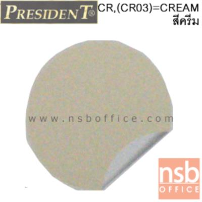 ตู้เก็บเอกสาร 1 บานเปิด พร้อม 4 ลิ้นชักข้าง 87.8H cm. เพรสสิเด้นท์ รุ่น CD-413 (PRESIDENT):<p>ขนาด 88W*40.6D*87.8H cm.&nbsp; โครงตู้เหล็กหนา &nbsp;0.6 มม. /ผลิตเฉพาะสีเทาสลับ (GT) และสีครีม (CR)</p>