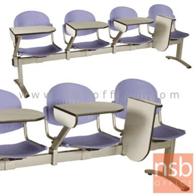 เก้าอี้เลคเชอร์แถวเปลือกโพลี่ล้วน หัวโค้ง พับไขว้ 2 , 3 ,และ 4 ที่นั่ง รุ่น D066 ขาเหล็กพ่นสี:<p>มี 3 ขนาดคือ 2, 3 และ 4 ที่นั่ง / ที่นั่งและพนักพิงเปลือกโพลี่ล้วน หัวโค้ง/ แผ่นเขียนพับไขว้ เข้าออกสะดวก / ขาเหล็กพ่นสีเทา รูปลักษณ์ทันสมัย/โพลี่ผลิต 4 สี คือ สีฟ้าอมม่วง, สีเทา, สีเขียวสด และสีน้ำเงิน</p>