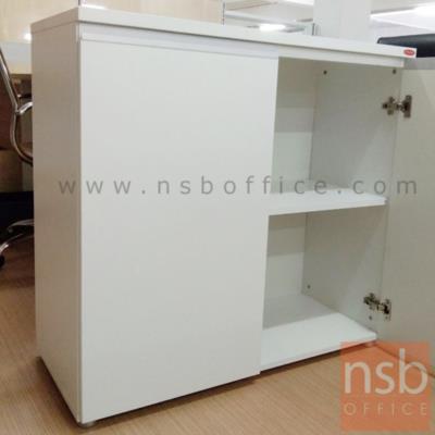 ตู้เอกสารสีสัน สูง 85.5H cm. 2 บานเปิด รุ่น SR-910  ขาตู้ปรับระดับได้:<p>ขนาด 90W*40D*85.5H cm. ผลิตจากไม้ปาร์ติเกิลบอร์ด หนา 25 มม. ขาตู้ปรับระดับได้ คิ้วมือจับผลิตจากอลูมิเนียมอย่างดี รูปแบบทันสมัย ผลิต 3 สี สีส้ม , สีเขียว ,สีเทา</p>
