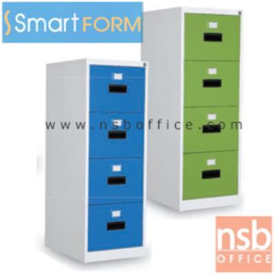 """ตู้เหล็กเก็บเอกสารชนิดแฟ้มแขวนสีสัน  2,3 และ 4ลิ้นชัก (รางลิ้นชัก 2 ตอน) รุ่น FC-744,FC-743,FC-742:<p>ผลิต 3 ขนาดคือ 2,3 และ 4 ลิ้นชัก / โครงตู้เหล็กหนา 0.5 มม. / รางลูกปืนสเตนเลส 2 ตอน รองรับนำหนักได้มาก / ผลิต 4 สี คิอ สีแดง,สีน้ำเงิน,สีเขียว,สีส้ม **หมายเหตุ ลิ้นชักไม่มีระบบป้องกันการล้ม **</p> <table width=""""50%"""" border=""""1""""> <tbody> <tr> <td align=""""center"""">รางลิ้นชักล้อไนล่อน</td> <td align=""""center"""">รางลิ้นชักระบบลูกปืน</td> <td align=""""center"""">ระบบป้องกันการล้ม</td> </tr> <tr> <td align=""""center"""">No</td> <td align=""""center"""">Yes</td> <td align=""""center"""">No</td> </tr> </tbody> </table> <p>หมายเหตุ&nbsp;</p> <ul> <li>รางลิ้นชักล้อไนล่อน = รางลิ้นชักเหล็ก ลูกล้อไนล่อน</li> <li>รางลิ้นชักระบบลูกปืน = รางลิ้นชักเหล็ก 3 ตอน ระบบลูกปืน(เปิดได้สุด และรับ นน. ได้มากกว่า)</li> <li>ระบบป้องกันการล้ม = ณ ขณะใดขณะหนึ่ง จะสามารถเปิดลิ้นชักได้ลิ้นชักเดียว เพื่อป้องการการเผลอเปิดหลายลูกลิ้นชักซึ่งอาจทำให้ตู้คว่ำหน้าได้</li> </ul> <p>&nbsp;</p> <p>&nbsp;</p>"""