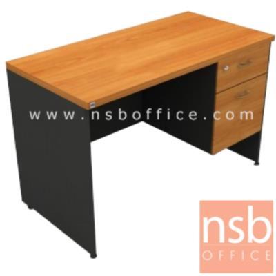 โต๊ะทำงาน 2 ลิ้นชัก ขนาด 150W*80D*75H cm. เมลามีน (เฉพาะสีเชอร์รี่ดำสีเดียว):<p>ขนาด 150W*80D*75H cm เมลามีน (ขาลึก 72D cm) / กุญแจแบบ Central Lock / TOP หนา 25 มม. ปิดผิวเมลามีน กันชื้น กันร้อน / ขาโต๊ะมีปุ่มปรับระดับ แนบสนิททุกพื้นที่และกันความชื้น /&nbsp;ผลิตเฉพาะสีเชอร์รี่ดำสีเดียว&nbsp;</p>