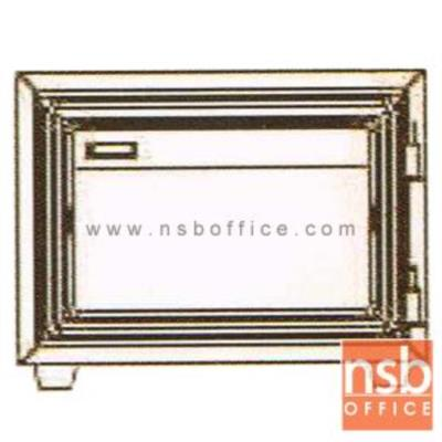 ตู้เซฟคอนโด 30 กก. เพรสสิเด้นท์ รุ่น HSP23 แบบกันไฟ:<p>ขนาดภายนอก 44.4W*40.7D*24.9H cm. ขนาดภายใน 32.9W*22.4D*14.4H cm. ภายในมี 1 ถาดพาสติก ใช้ระบบล๊อคของญี่ปุ่น มือจับบิด ชุดกุญแจ 4 หลัก (เหมือนกระเป๋าเดินทาง) เสริมขาพลาสติกอย่างดี /มีสีให้เลือก 3 สีคือสีดำ, สีขาว และสีเทา **สามารถป้องกันไฟนาน 1 ชั่วโมง**</p>