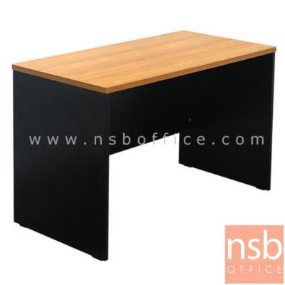 โต๊ะทำงานโล่ง  80W, 120W, 150W (60D, 75D cm) เมลามีน:<p>มี 5 ขนาด คือ 80W*60D, 120W*60D, 150W*60D, 120W*75D และ 150W*75D / TOP หนา 25 มม. ปิดผิวเมลลามีน กันร้อน กันชื้น&nbsp;</p>