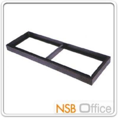 ฐานรองตู้บานเลื่อน   3,4,5 ฟุต :<p><span>มี 4 ขนาดคือ3, 4, 5 ฟุต (6H cm )</span></p>