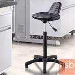 B02A073:เก้าอี้บาร์สตูลที่นั่งเหลี่ยม รุ่น PL-800C  โช๊คแก๊ส ขาพลาสติก
