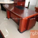 L01A081:โต๊ะผู้บริหาร ตัวแอล