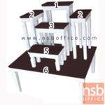 G18A001:โต๊ะหมู่บูชาหมู่ 5 หน้า 6 นิ้ว  รุ่น NT-1005
