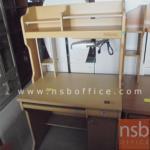 L01A008:โต๊ะคอมพิวเตอร์ ขนาด 90W*59D*150H cm.