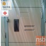 ตู้ล็อกเกอร์ 18 ประตู ไม่มีกุญแจ มีเฉพาะสายคล้อง (มาตรฐาน มอก. 0.7 mm) รุ่น LK-118
