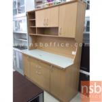 G10A013:ชุดตู้ครัวต่อบน 160 cm ER-0116