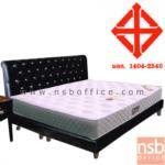 G11A098:ที่นอนยางลาเท็กซ์ (Polyurethane Foam) 3.5, 5, 6 ฟุต มีมอก.
