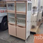 G07A109:ตู้ครัวสูงอลูมิเนียม สูง 146 ซม.  ขนาด 80W*47D*146H cm.