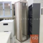 L03A209:ตู้เอกสาร สูง 184 cm. รุ่น CR-CABINET7 ขนาด 41W*184H cm. (STOCK-1 ตู้)