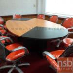 A05A044:โต๊ะประชุมรูปไข่ 8-10 ที่นั่ง 260W, 280W cm ผิวเมลามีน