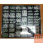 G01A057:ชุดตัวอักษรติดบอร์ดกำมะหยี่  ภาษาไทย-ภาษาอังกฤษ G01A008
