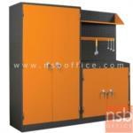 E09A021:ชุดตู้เก็บเครื่องมือช่าง 183.5W*49.7D*183H cm. รุ่น SET-TY912 พร้อมแผ่นท็อปแผ่นชั้นและอุปกรณ์เสริม