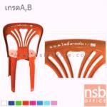 B10A071:รับสกรีนตัวอักษร รุ่น JADE_CHAIR (ผลิตพลาสติกเกรด A และ B)