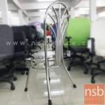 เก้าอี้สเตนเลสล้วน รุ่น NSB-CHAIR22 ขนาด 36Di*102H cm. (STOCK-1 ตัว)