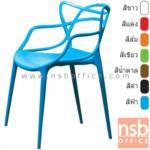 B29A018:เก้าอี้โมเดิร์นพลาสติก(PP)ล้วน รุ่น IMG-MODERN-18