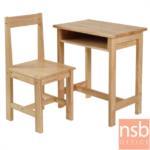 A17A049:ชุดโต๊ะและเก้าอี้นักเรียน  รุ่น PM-456  ระดับประถมศึกษา