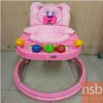 L08A053:รถเด็กหัดเดิน สีชมพู