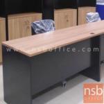 โต๊ะทำงาน 2 ลิ้นชัก รุ่น Jam (แจม) ขนาด 120W, 150W cm.  เมลามีน