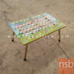 L01A079:โต๊ะญี่ปุ่น 16*24นิ้ว มีจำนวน6ตัว ก.ข