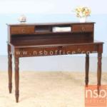 L01A061:โต๊ะอเนกประสงค์ ไม้ยางพาราล้วน (มีสต๊อก 2 ตัว)
