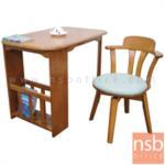 A14A222:ชุดโต๊ะกาแฟ รุ่น SV-GARDEN ขนาด 90W cm. พร้อมเก้าอี้