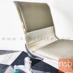 เก้าอี้นั่งคอยสแตนเลส รุ่น Elvarli (เอลวาร์ลี) 1 ที่นั่ง ขาสแตนเลส